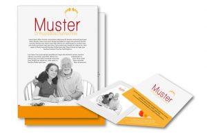Illustration Flyer - Muster
