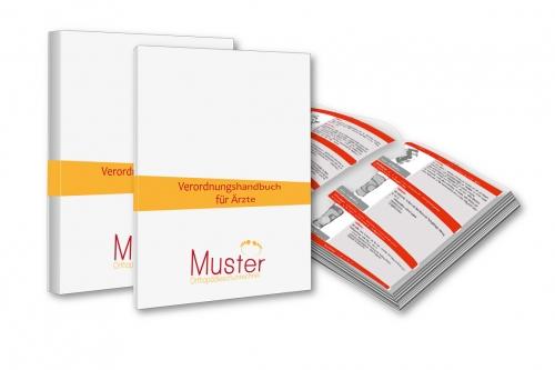 Illustration Verordnungshandbücher - Muster