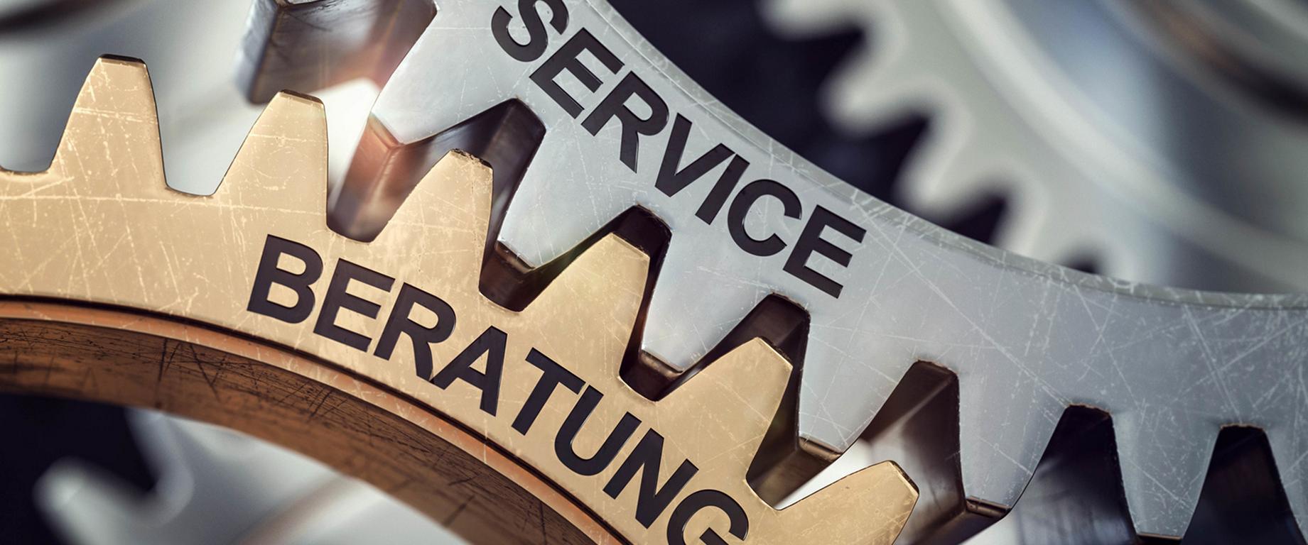 Unsere Serviceleistungen