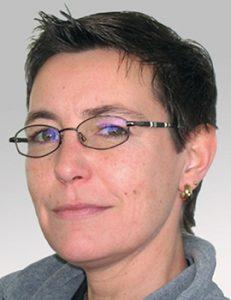 Claudia Geburzi, Wareneinkauf